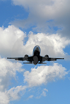 Airplane Royalty Free Stock Image - Image: 6189596
