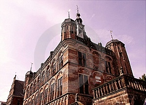 Deventer, The Netherlands Royalty Free Stock Image - Image: 6189736