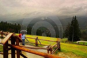 View On Zakopane Stock Photography - Image: 6193702
