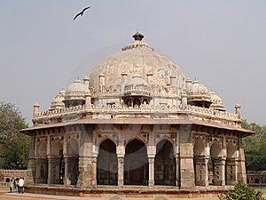 Isa Khan Tomb Enclosure Royalty Free Stock Photography - Image: 6197807