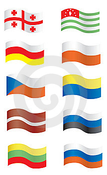 National Flag Royalty Free Stock Photo - Image: 6198815