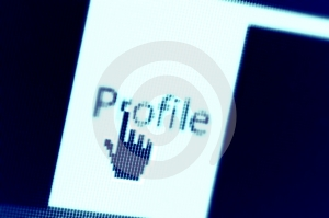 Bildschirmfoto Stockfotografie - Bild: 627402