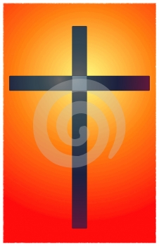 The Cross  40 Stock Photography - Image: 628792