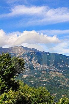Abruzzo Apennines Stock Images - Image: 6200004