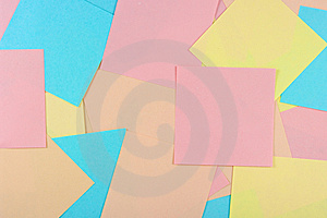 Sheets Of Paper For Notes Stock Photo - Image: 6204830