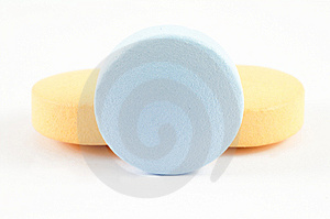 Medische Pillen En Drugs Stock Fotografie - Afbeelding: 6209132