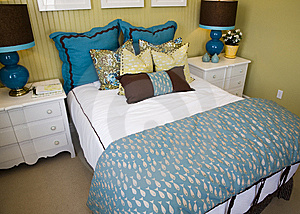 Modern Bedroom Royalty Free Stock Photography - Image: 6211297