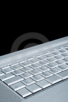 Keyboard Laptop Royalty Free Stock Photos - Image: 6211518