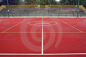 Sport Terrain Stock Image - Image: 6212241