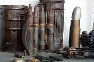 World War II Legacy Royalty Free Stock Photo - Image: 6219275