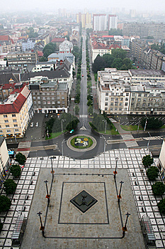 Ostrava - View Royalty Free Stock Photo - Image: 6229365