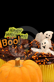 Halloween Treats Vertical Royalty Free Stock Images - Image: 6229589