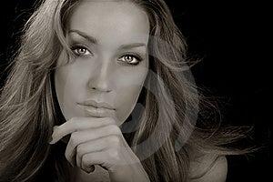 Beautiful Woman Royalty Free Stock Photos - Image: 6232008
