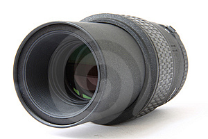 Camera Zoom Lens Royalty Free Stock Photo - Image: 6232545