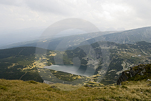 Seven Rila Lakes Royalty Free Stock Photos - Image: 6234738