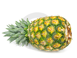 One Whole Pineapple Stock Photos - Image: 6238403