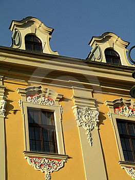 Cracow Old Town Stock Image - Image: 6244861