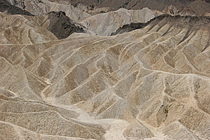 Zabriskie Point Royalty Free Stock Photos - Image: 6255278