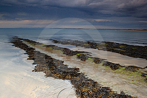 Irish Seascape Royalty Free Stock Image - Image: 6258246