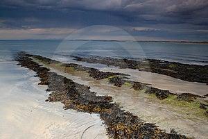 Irish Seascape Royalty Free Stock Image - Image: 6258246
