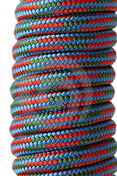 Thick Coiled Rope Royalty Free Stock Photo - Image: 6259015