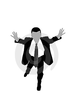 Shouting Businessman Stock Photo - Image: 6265900