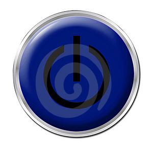 On/Off Button Stock Photo - Image: 6266210