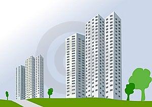 Building Stock Photo - Image: 6274980