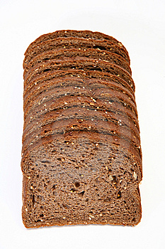 Sliced Wheat Bread Royalty Free Stock Photo - Image: 6278615