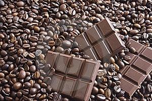Coffee & Chocolate Royalty Free Stock Photography - Image: 6281227