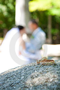 Bride And Groom Royalty Free Stock Photo - Image: 6286625