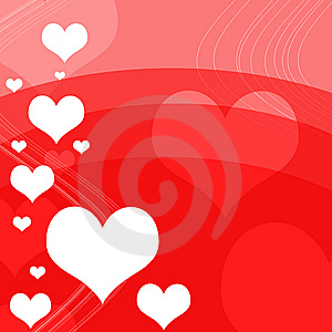 HEART BACKGROUND Stock Photos - Image: 6288203