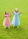 Playful kids Stock Image