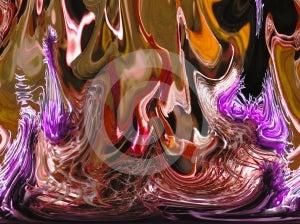 Frozen Flame Stock Photos - Image: 635153