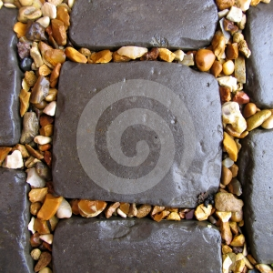 Cobbles And Gravel Royalty Free Stock Photo - Image: 638005