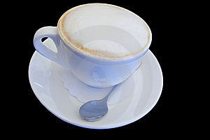 Cappuccino Cup Royalty Free Stock Images - Image: 6310519