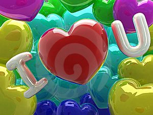 I Love You Royalty Free Stock Photo - Image: 6311085