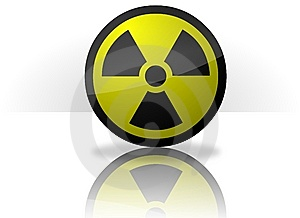 Radiation Symbol Stock Image - Image: 6311951