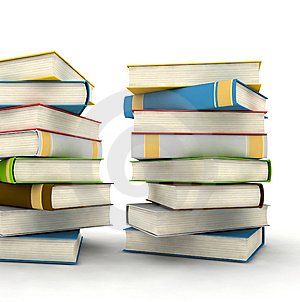 Books Stock Photos - Image: 6323303