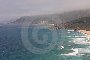 Big Sur Californi-5-3-08_5392 Stock Photography - Image: 6326472
