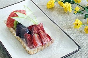 Fruit Cake Stock Photos - Image: 6327993