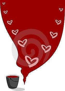 Bucket And Blur Stock Image - Image: 6331741