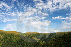 Clouds  Atop The  Mountains Royalty Free Stock Photos - Image: 6332328