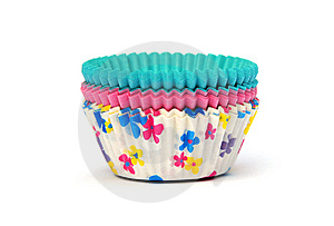Cake Cases Stock Images - Image: 6332524