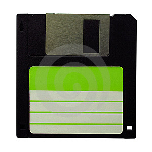 Floppy Disk Stock Photo - Image: 6338450