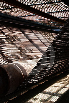 Conveyer Belt Royalty Free Stock Photography - Image: 6342617