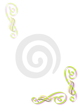 Natural Graphic Element Royalty Free Stock Photo - Image: 6343155