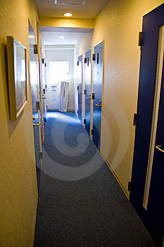 The Hallway Royalty Free Stock Photo - Image: 6344385