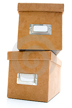 Suede Box Royalty Free Stock Photos - Image: 6348718