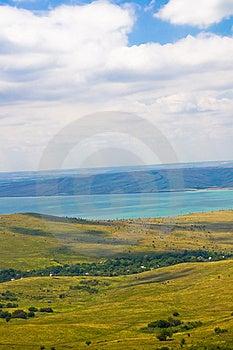 Summer Landscape Stock Image - Image: 6351231